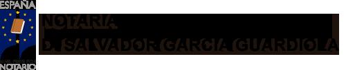 Notaria Salvador Garcia Guardiola